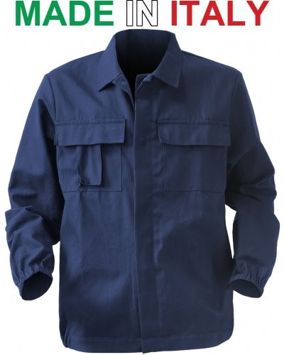 Anti-acid and anti-static jacket