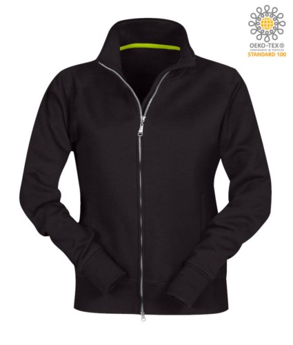 FULL ZIP SWEATSHIRT FOR WOMEN