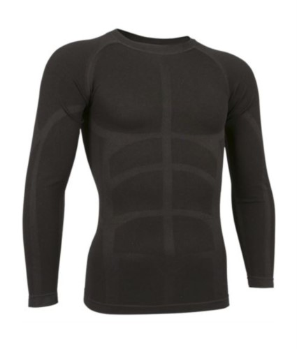 Long thermal sleeve t-shirt second skin