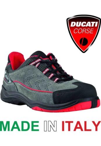 Low rise shoe S1P Ducati racing