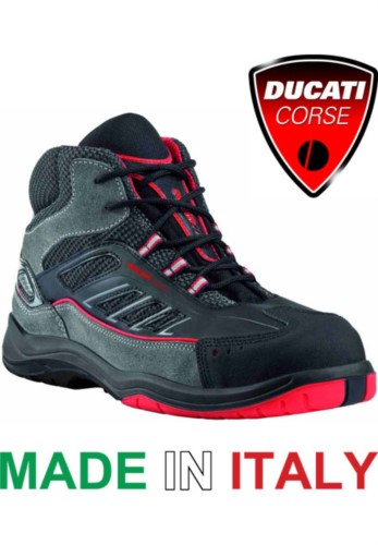 Men's work boots S1P Ducati racing