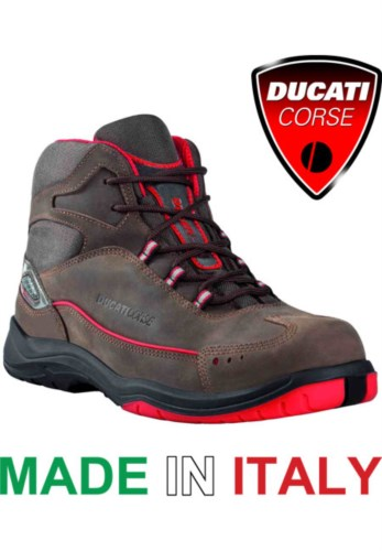 Men's work boots S3 Ducati racing