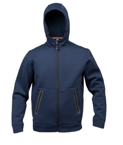 SCUBA Fabric Jacket