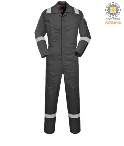 Super light weight anti-static fr coverall