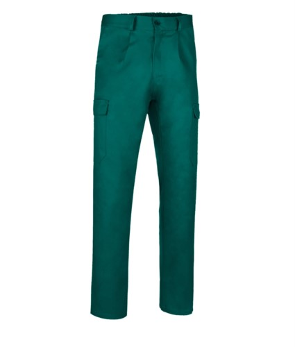 WORK MULTI-POCKETS TROUSERS
